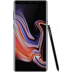 Samsung Galaxy Note9 Smartphone débloqué 4G (Ecran : 6,4 pouces - 128 Go - Double Nano-SIM - Android 8.1) Noir Profond - Version française