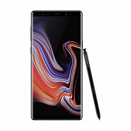 Samsung Galaxy Note9 Smartphone débloqué 4G (Ecran : 6,4 Pouces - 512 Go - Double Nano-SIM - Android 8.1) Noir Profond - Version française