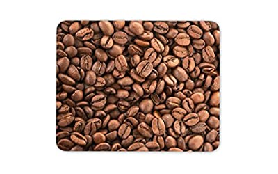 Coffee Beans Mouse Mat Pad Office Funny Gift Dad Brother Computer PC Gift #8120 from Destination Vinyl Ltd