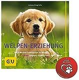 GU Welpen-Erziehung: Der 8-Wochen-Trainingsplan für Welpen. Plus Junghund-Training vom 5. bis 12. Monat Tier Spezial Taschenbuch +I love my dog Sticker by Collectix