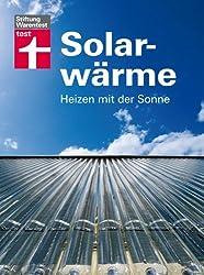 Solarwärme - Heizen mit der Sonne