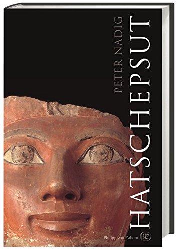 Buchseite und Rezensionen zu 'Hatschepsut' von Peter Nadig