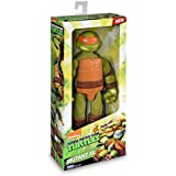 Tortugas Ninja - Tmnt mutation figura básica Michelangelo XL 28 cm (Giochi Preziosi TUA79000)