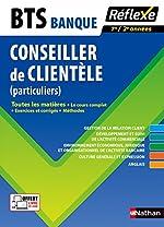 Toutes les matières - Conseiller de clientèle (particuliers) - BTS Banque de Pascal Besson