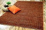 Prico - Tapis Kilim Naturel - Terre Cuite - 8 Tailles Disponibles