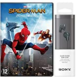 Spiderman - Homecoming ( incl Black Sony - In-ear Headphone MDRE9LP ) Limited (1 DVD)