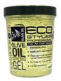 Eco Style Gel styling con olio d'oliva Grande 946ml