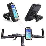 1A Fahrrad Halterung Wasserdicht Handy Halter Tasche Bike Holder für Sony Xperia XA1