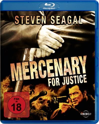 Bild von Mercenary for Justice [Blu-ray]
