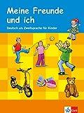 Meine Freunde und ich: Deutsch als Zweitsprache für Kinder. Lehrerhandbuch mit Kopiervorlagen + Audio-CD