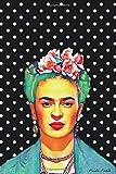 "Frida Kahlo: 3 Lined/Ruled Journal (6"" x 9"" Notebook) |"