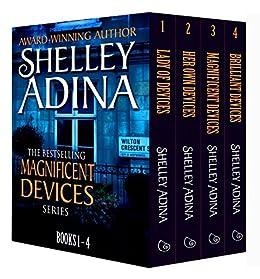 Magnificent Devices: Books 1-4 Quartet: Four steampunk adventure novels in one set (Magnificent Devices Boxset) (English Edition) von [Adina, Shelley]