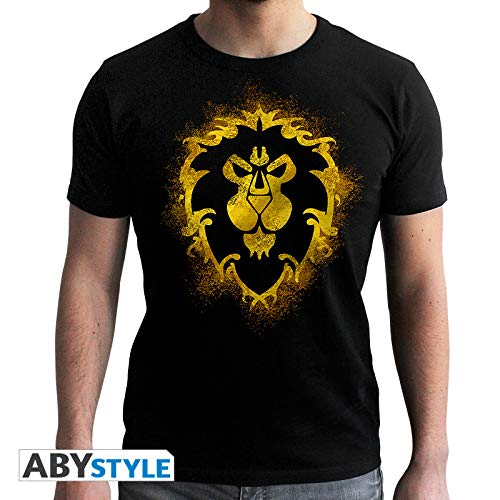 ABYstyle - WORLD OF WARCRAFT - Tshirt Alliance L
