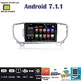 ANDROID 7.1 4G LTE GPS USB DAB+ WI-FI MirrorLink Bluetooth autoradio navigatore Kia Sportage KX5 2016, 2017