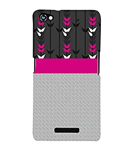 Extraordinary Pattern 3D Hard Polycarbonate Designer Back Case Cover for Micromax Canvas Hue 2 A316