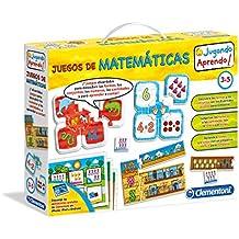 Clementoni - Aprende las Matemáticas, juego educativo (550180)