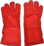 Safety HouseSafety Leather hand Gloves,v...