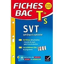 Fiches bac SVT Tle S (spécifique & spécialité): fiches de révision - Terminale S