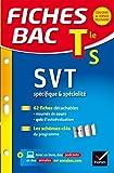 Fiches Bac Terminale: Svt Terminale S