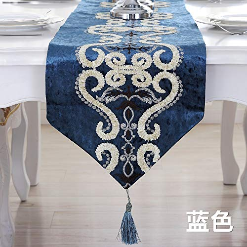 Tabelle Flag Hochwertige Gewebe Western Tischdecke Im Chinesischen Stil Handtuch Tischdecke Mode Couchtisch Bett Flagge Flagge, 33 X 180 cm. ()