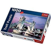Trefl - 10101 - Puzzle - Tower Bridge - 1000 Pièces