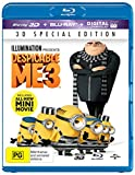 Despicable Me 3 [Blu-ray]