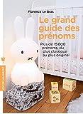 """Afficher """"Le grand guide des prénoms"""""""