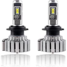 Diesel Auto Zone 2 x H7 haz de lámparas LED Kit de conversión de 80W  9000Lm 6000K Cool Blanco CREE Chip Led faros-3Yrs Garantía
