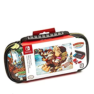 Travel Case Donkey Kong Country Tropical Freeze NNS52A – Offiziell Nintendo lizenziert