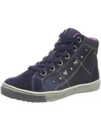 Indigo Mädchen Hohe Sneaker
