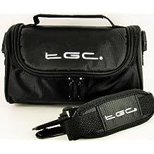 TGC® para cámara lomográfica Diana F + con correa y asa de transporte