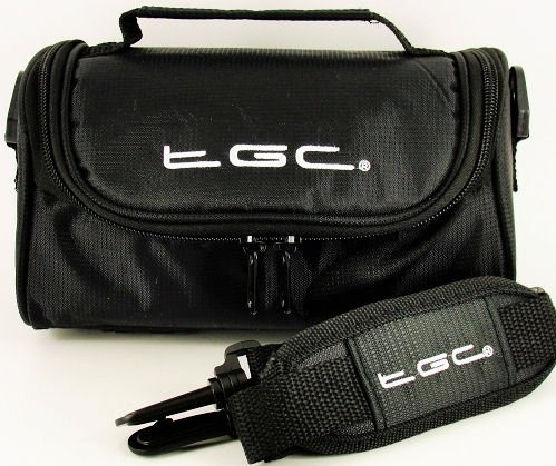 TGC® caso hiperpituitarismo para TDK Life on Record A26 Trek altavoz Bluetooth con correa y asa de transporte