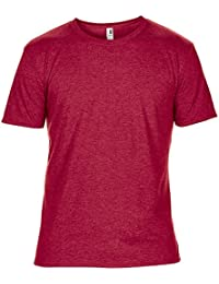Anvil Mens Adult Tri Blend T Shirt