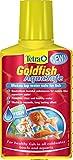 Tetra Goldfish Aquasafe condizionatore d' Acqua per