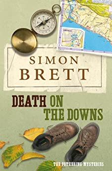 Death on the Downs (A Fethering Mystery Book 2) by [Brett, Simon]