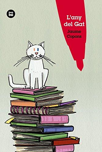 L'any del gat (Joves Lectors) por JAUME COPONS RAMON