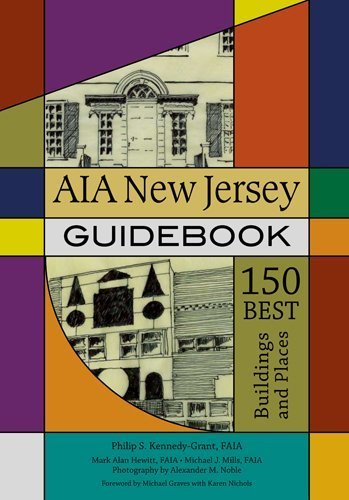 AIA New Jersey Guidebook: 150 Best Buildings and Places (Rivergate Books) (2011-10-25)