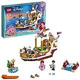LEGO Disney Princess - Mariage sur le navire royal d'Ariel - 41153 - Jeu de Construction
