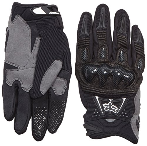 FOX   GUANTES  TALLA S  COLOR NEGRO