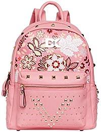 Diana Korr Women's Messenger Bag (Pink) (DK136BPNK)