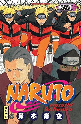 Naruto Vol.36 par KISHIMOTO Masashi