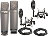 Complete Vocal Bundle Matched Pair Rode NT1MP