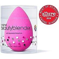 Beauty Blender, Esponja para maquillaje facial (color rosa), 10 gr.