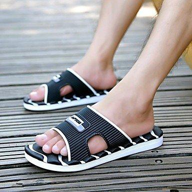 Stivali inverno delle donnecasuali zeppa piuma Heel PU sandali US12.5-13 / EU46 / UK11.5-12 / CN49