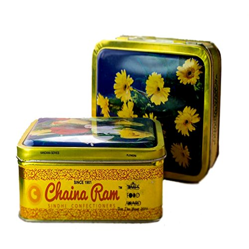 Chaina Ram Old Delhi Karachi Halwa Tin Box, 700g