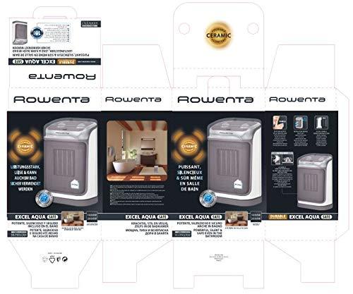 Rowenta SO9280F0 Excel Aqua Safe Keramik-Heizlüfter - 7