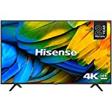 HISENSE H50B7100UK 50-Inch 4K UHD HDR Smart TV with Freeview Play (2019)