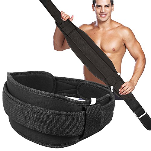 ANCHEER-Adjustable-Weightlifting-Belt-Olympic-Lifting-Powerlifting-Bodybuilding-Belt-for-Men-and-Women-Back-Support-for-Lifting-Cross-fit-Strength-Weight-Training-Type2