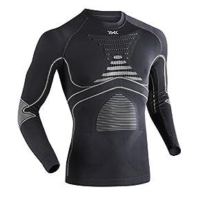 X-Bionic Erwachsene Funktionsbekleidung Man Acc Evo UW Shirt LG SL, I020216