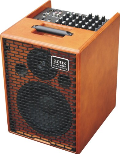 Acus one 8 Wood - Akustik Combo - 200 Watt